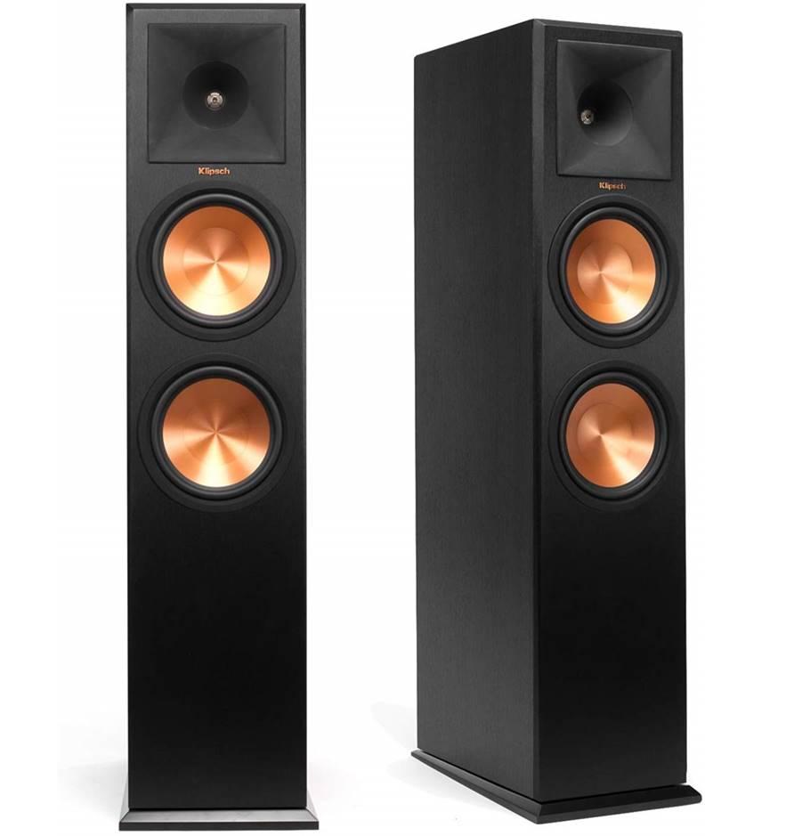 Klipsch RP-280F Floorstanding Tower Speakers