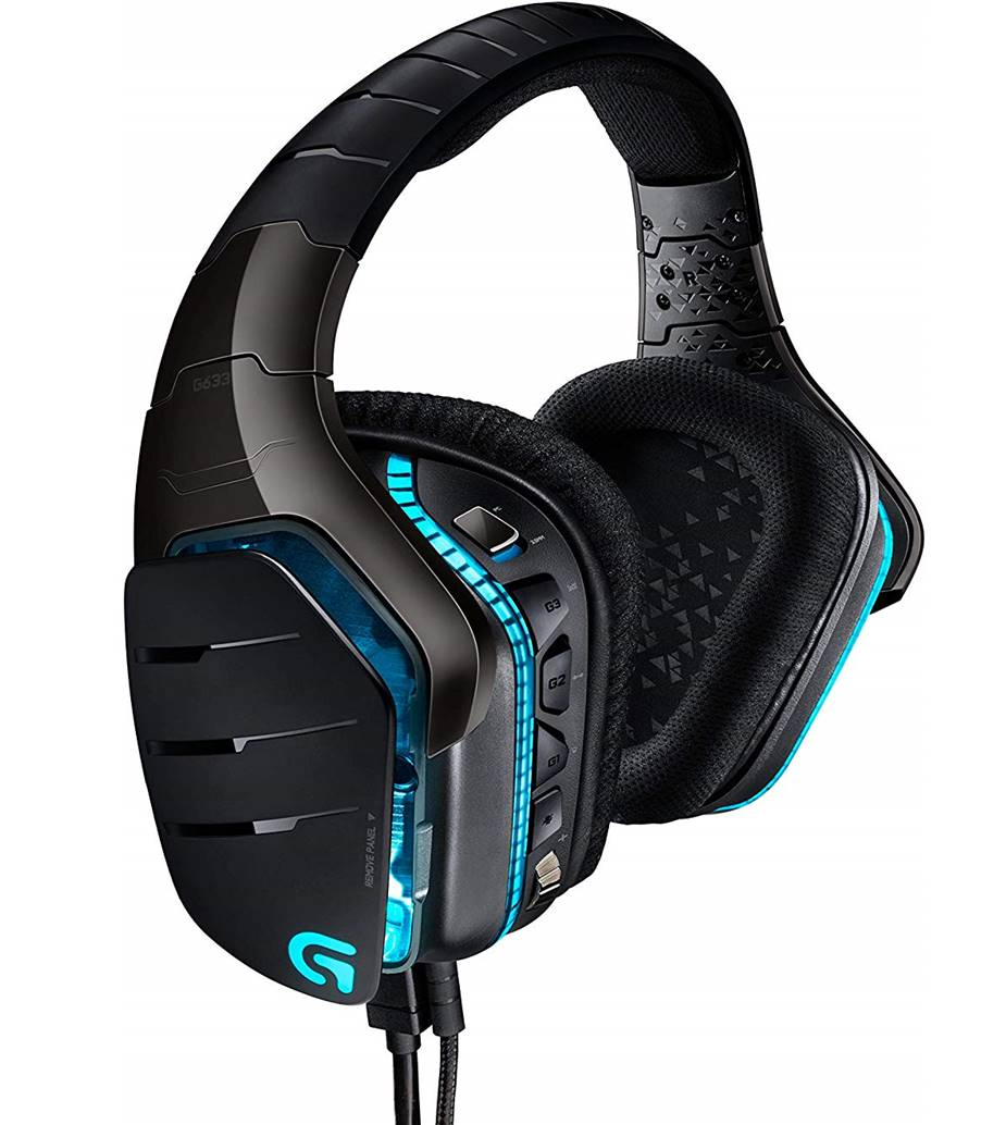 Logitech G633 Artemis Spectrum PUBG Headphone