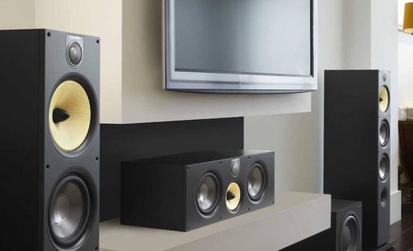 Loudest Home Theater Systems