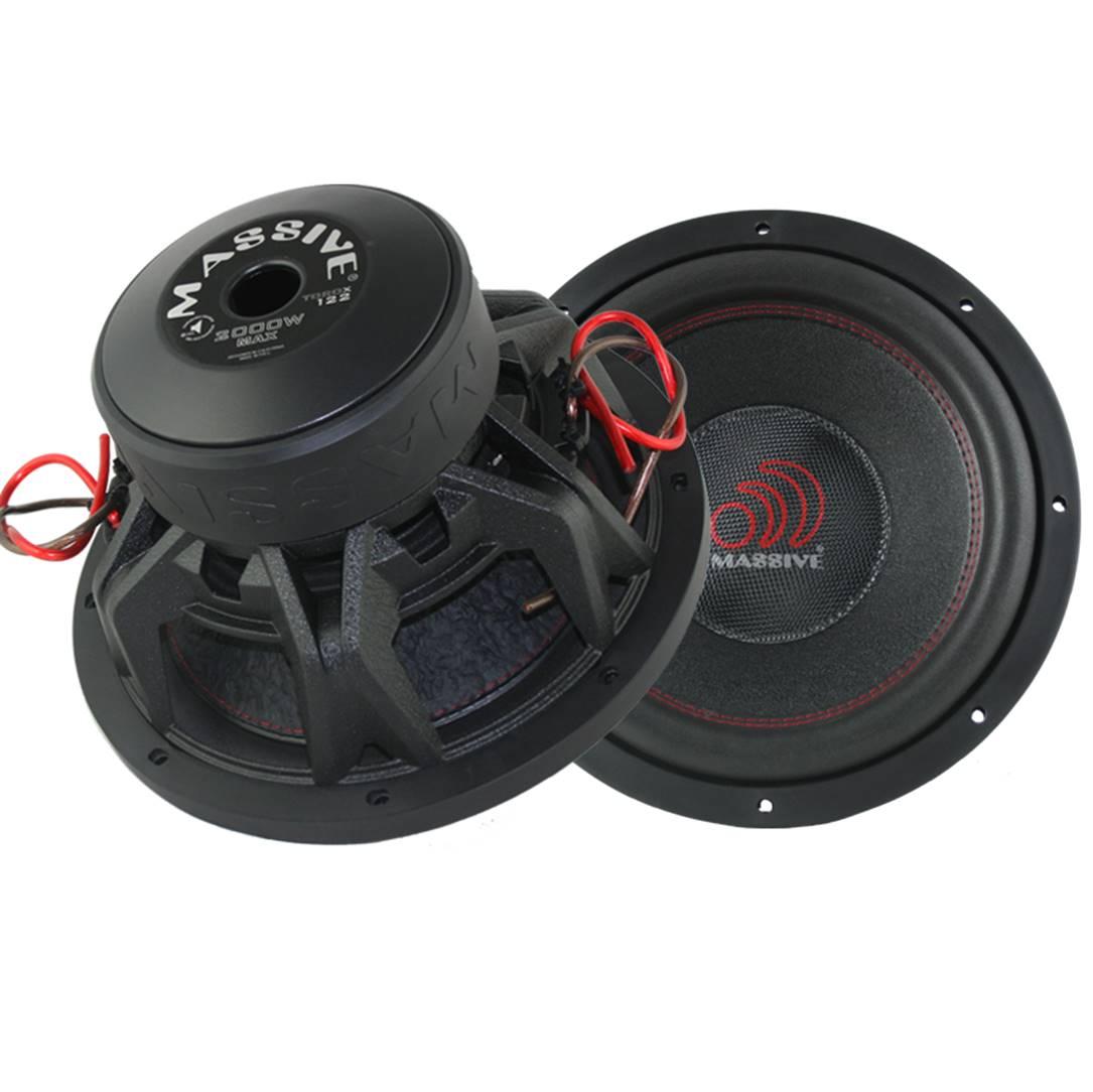 Massive Audio TOROX104 Car Speaker