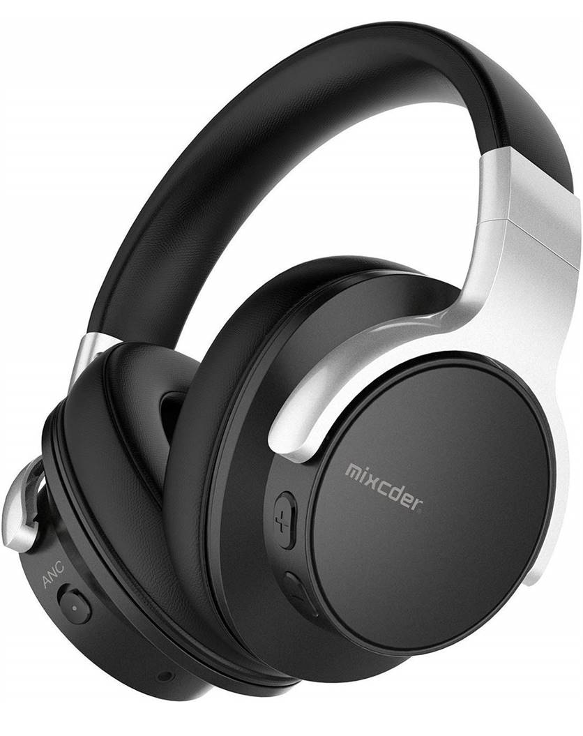 Mixcder E7 Noise Cancelling Headphones
