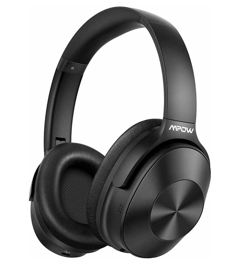 Mpow H12 Hybrid Active Noise Cancelling Headphones