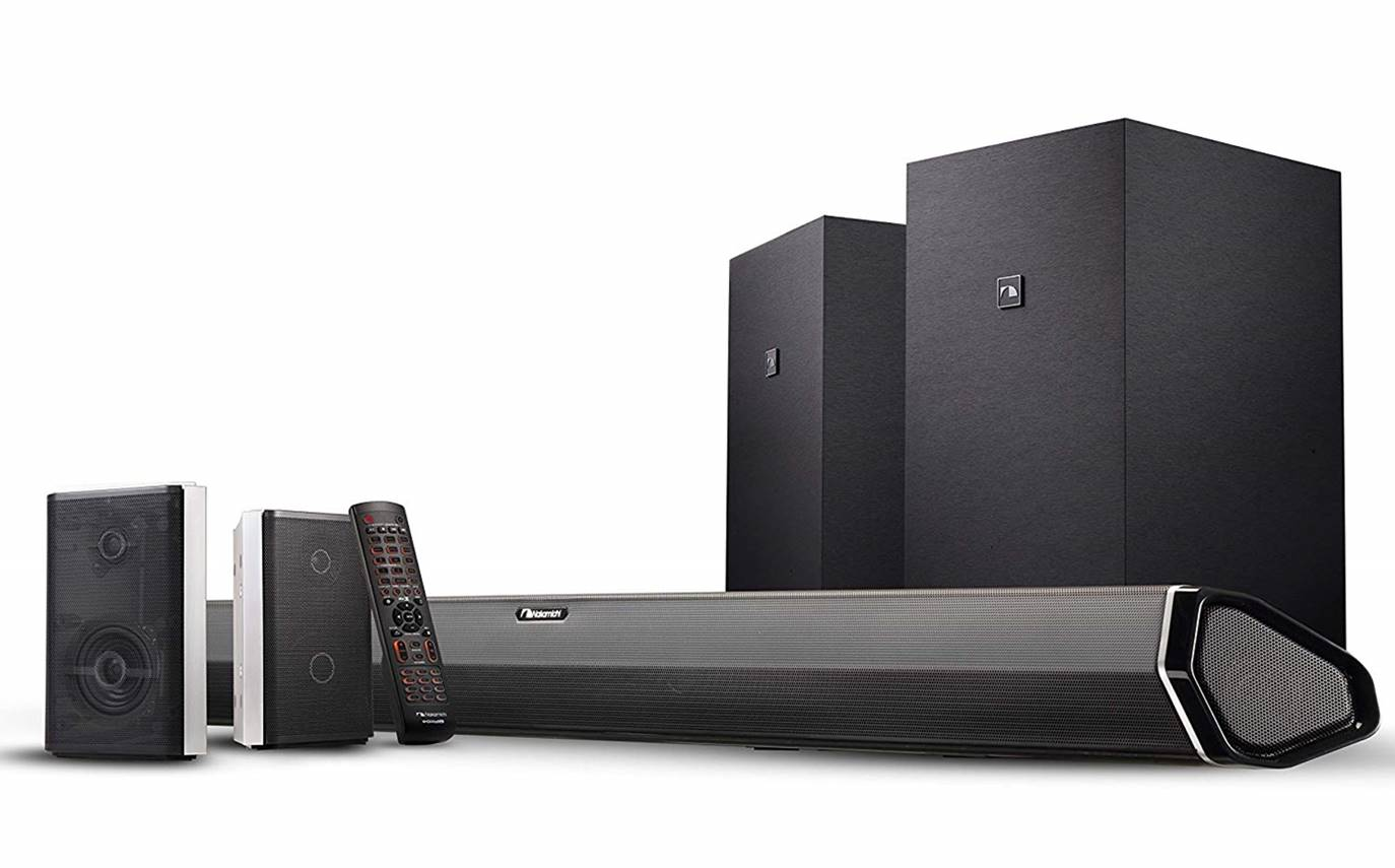 Nakamichi Shockwafe Pro 7.1.4 Home Theater System
