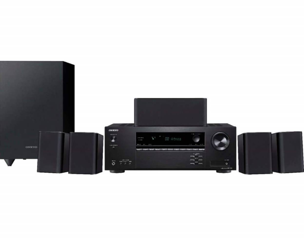 Onkyo HT-S3910 Home Theater System