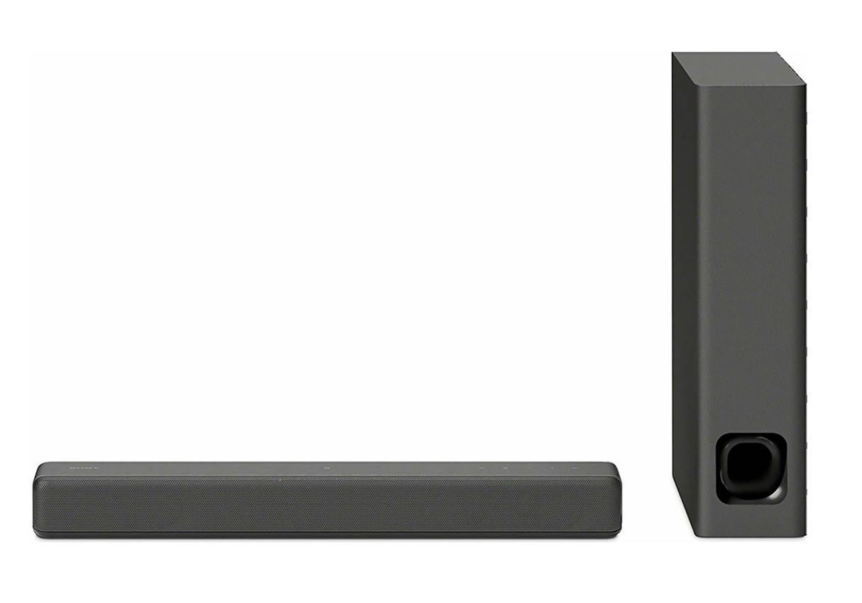 Sony HT-MT300B Powerful Mini Sound bar with Wireless Subwoofer