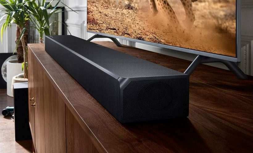 Soundbar with the best bass