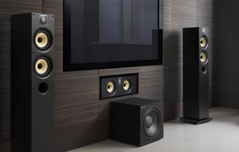 Best Bass Home Theater System