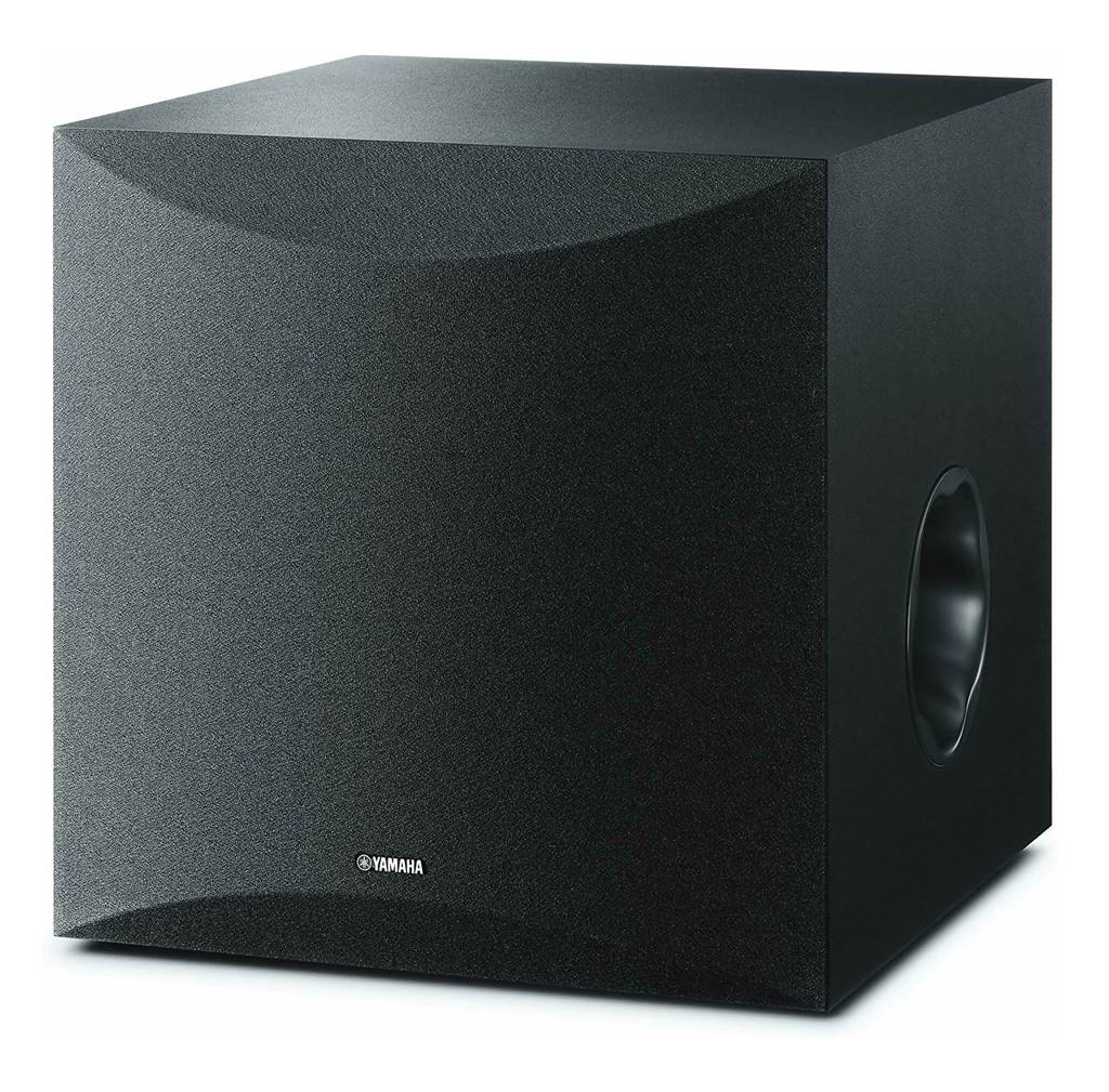 Yamaha 10 inch 100W Powered Subwoofer (NS-SW100)
