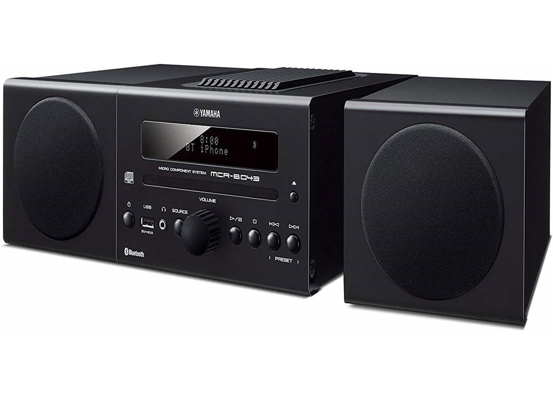 Yamaha MCR-B043BL Stereo System