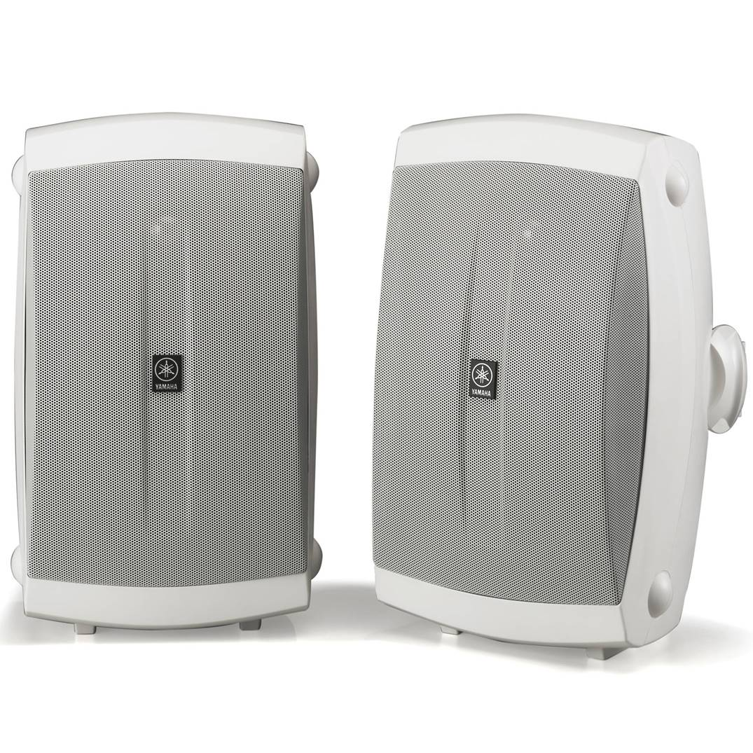 Yamaha NS-AW350W 2-Way Outdoor Speaker System