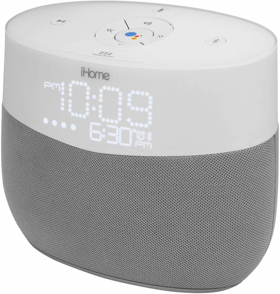 iHome Google Assistant Built-in Chromecast