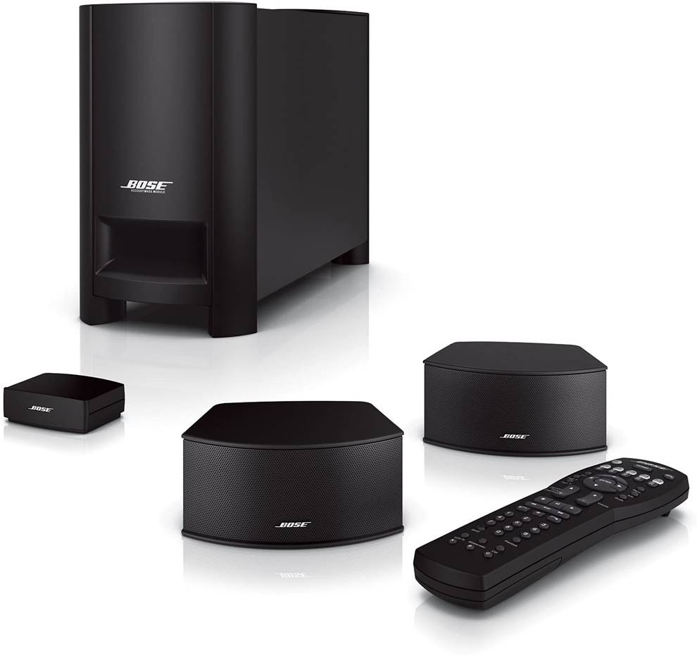 Bose CineMate GS Series II System