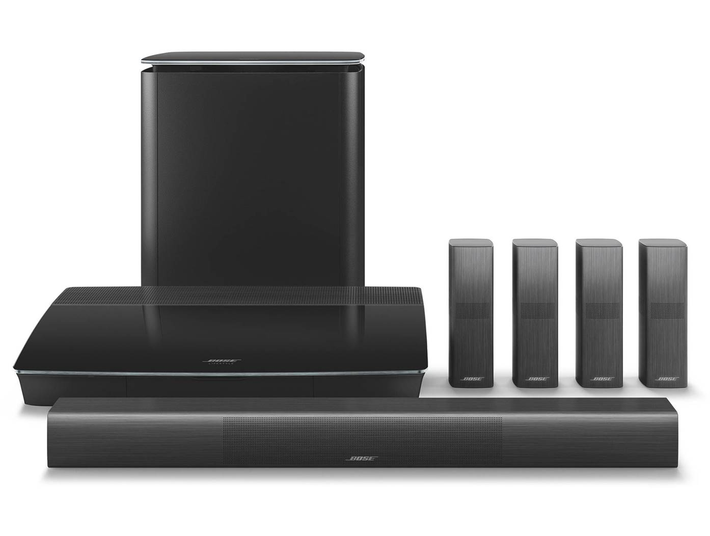 Bose Lifestyle 650 Entertainment System
