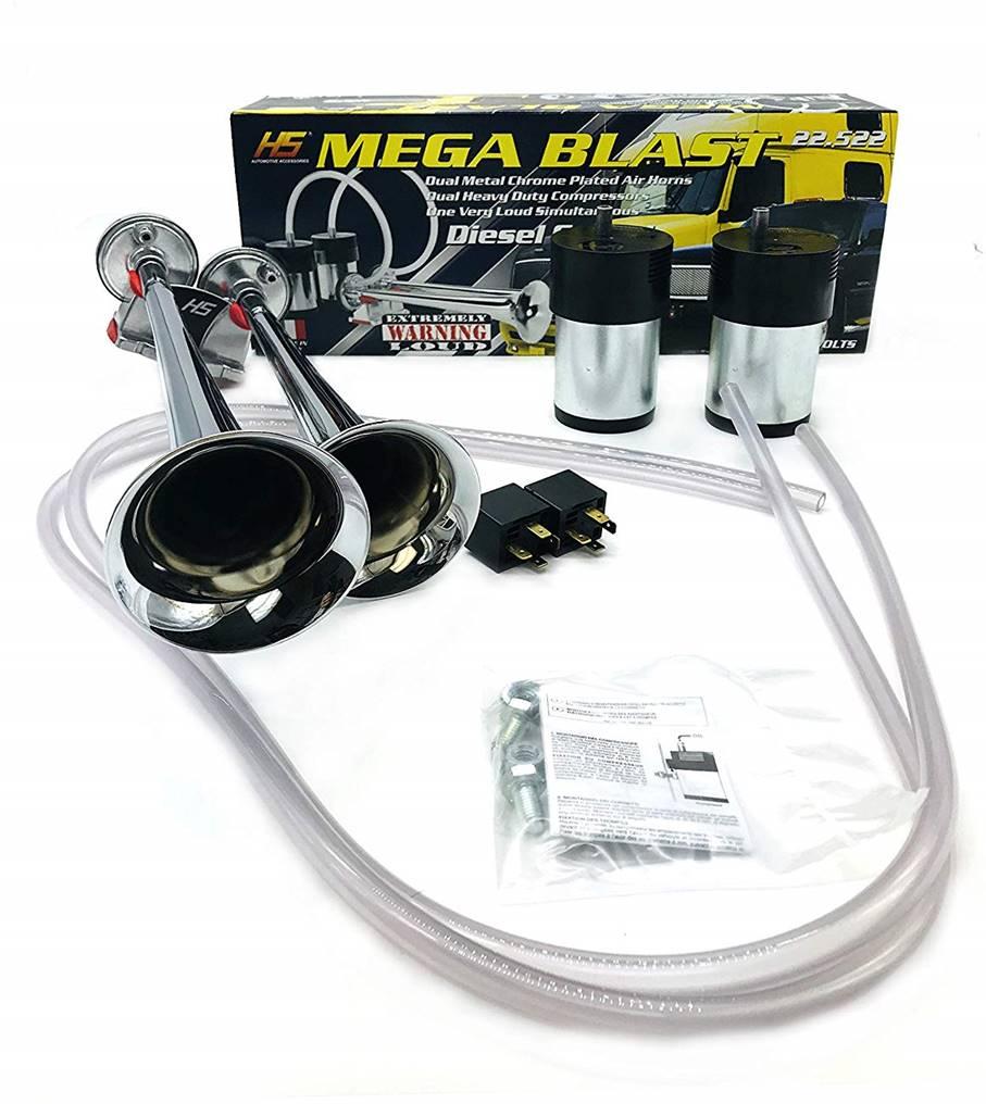 HS Heavy Duty Mega Blast Horn