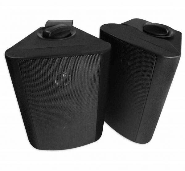 "Herdio 5.25"" 200W Bluetooth Speakers"