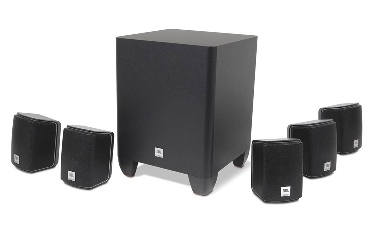 JBL Cinema 510 Home Theater System