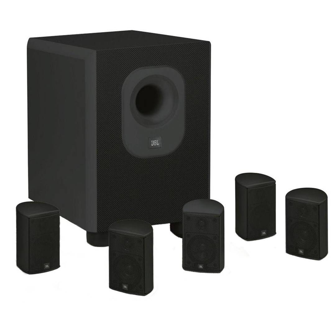 Leviton AEH50-BL Home Theater System