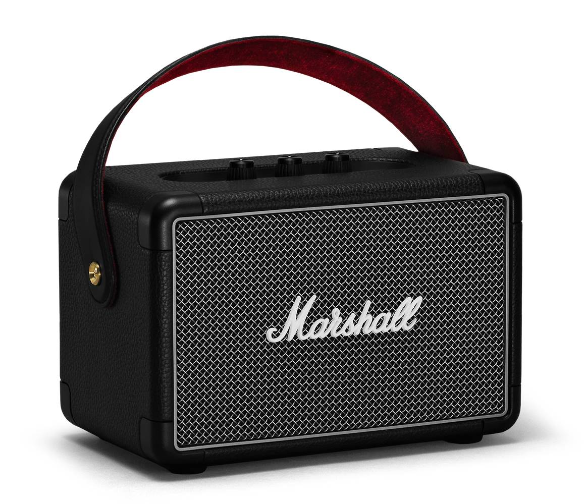 Marshall Kilburn II Best Bass Bluetooth Speaker