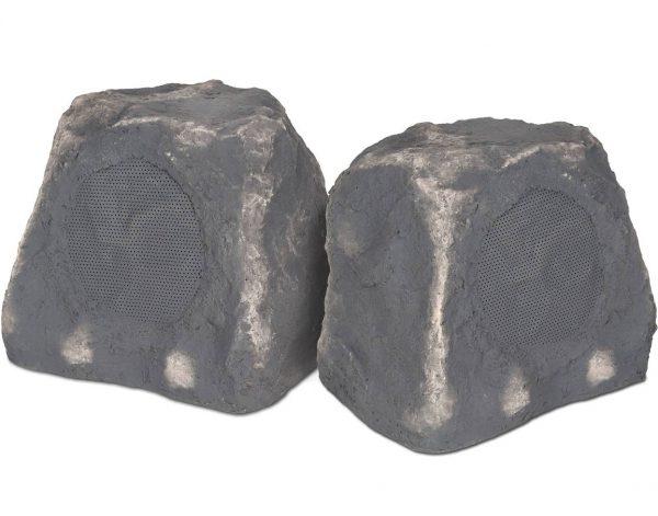 OSD Audio 120W Bluetooth Rock Speakers