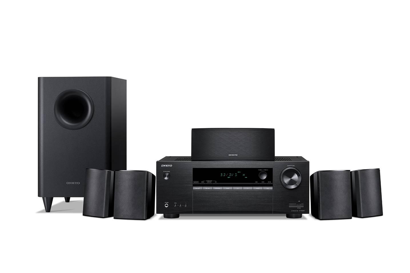 Onkyo HT-S3900 Surround Sound Speakers