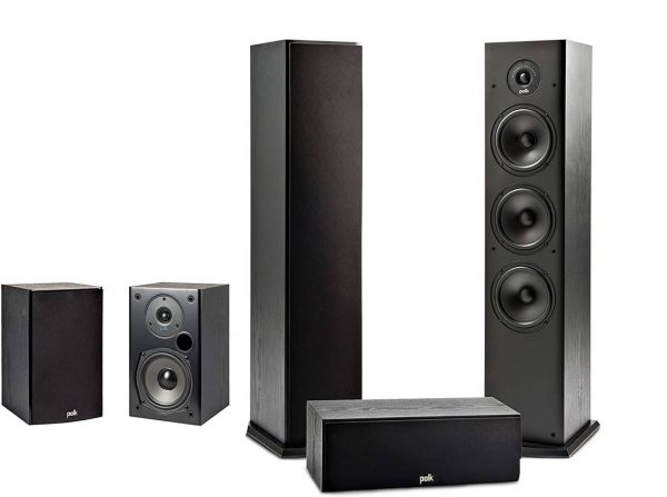 Polk Audio T Series 5 Home Theater System