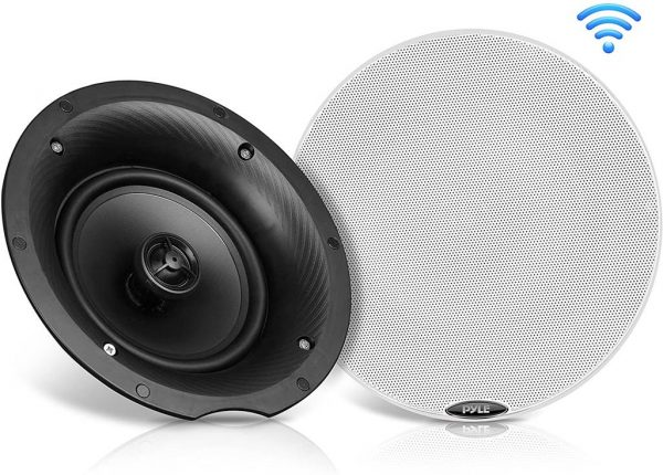 Pyle PDICBT87 400W Bluetooth Ceiling Speakers
