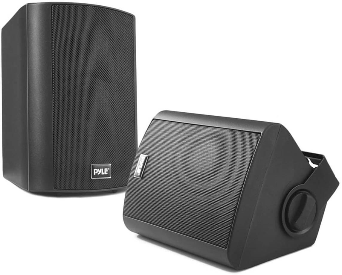 Pyle Wall Mount Weatherproof Speakers