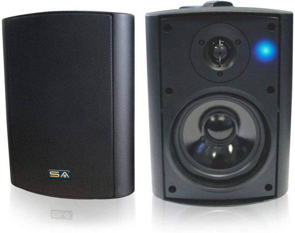 Sound Appeal Weatherproof Patio Speakers