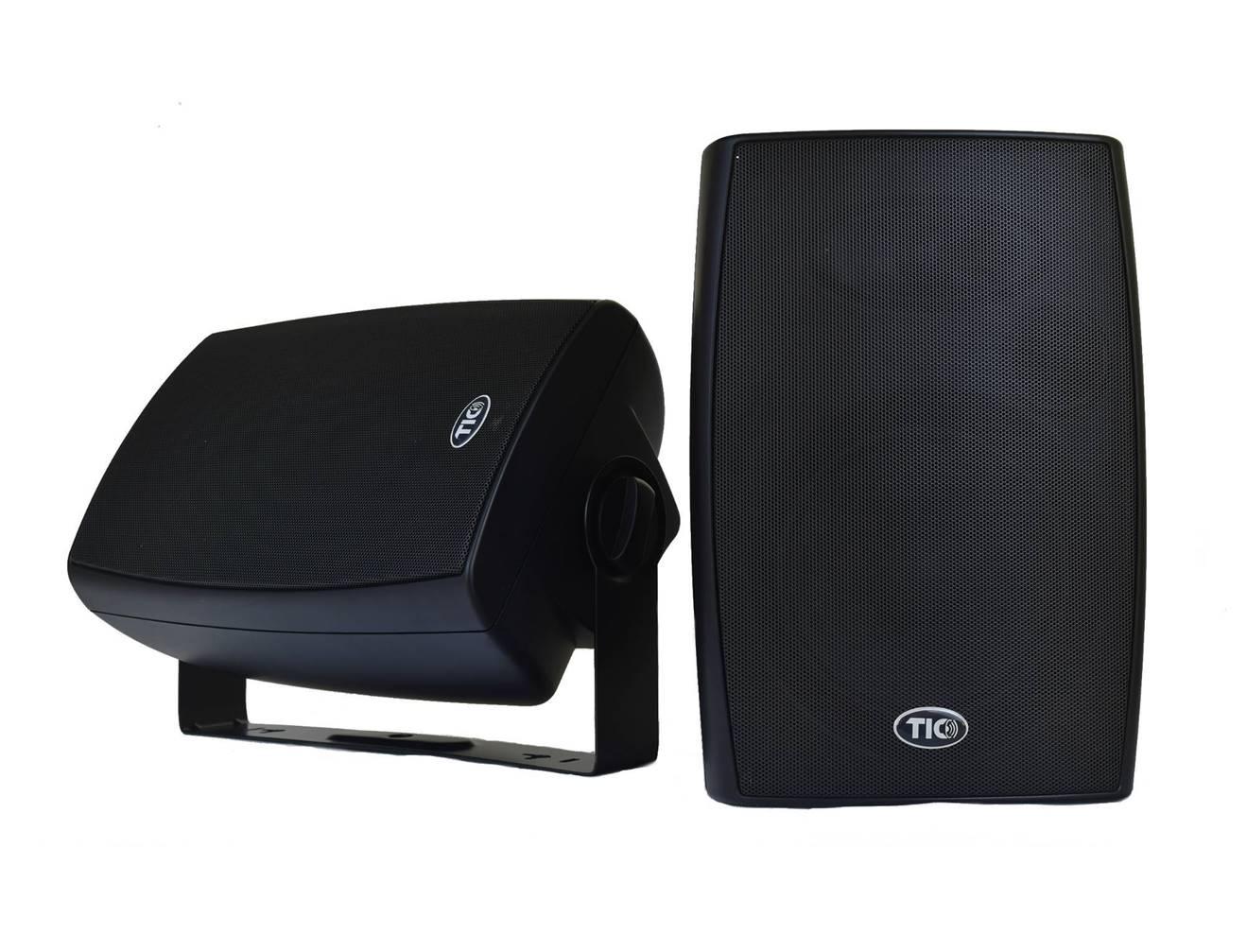 """TIC WPS6-B 6.5"""" Weatherproof Speakers"""