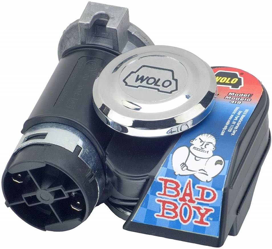 WOLO Bad Boy Car Horn