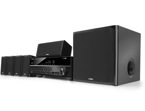 Yamaha YHT-4920UBL 5.1 Channel System