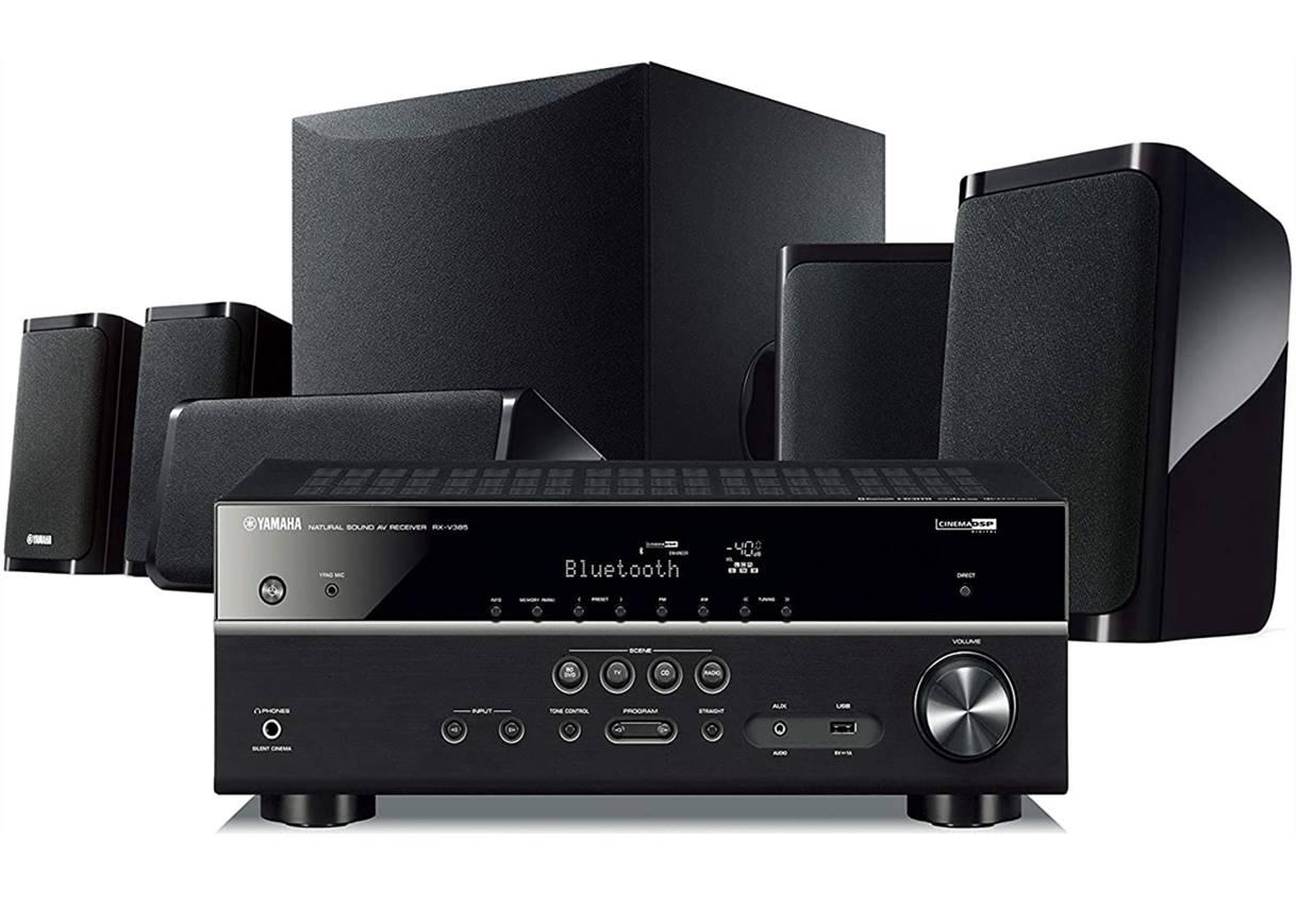 Yamaha YHT-4950U Home Cinema System