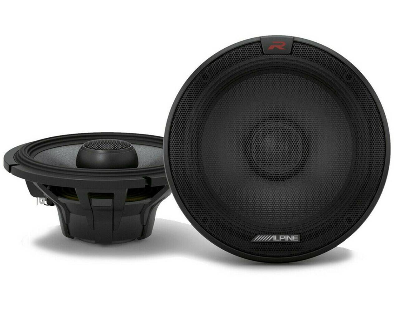 Alpine R-Series Loudest Car Speakers