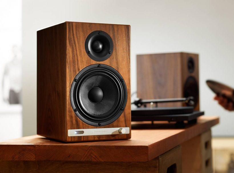 Audioengine HD6 Powered Bookshelf Speakers Review