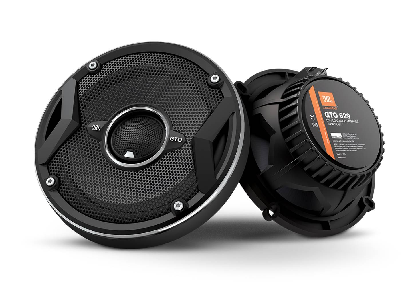 JBL GTO629 Loudest Car Speakers