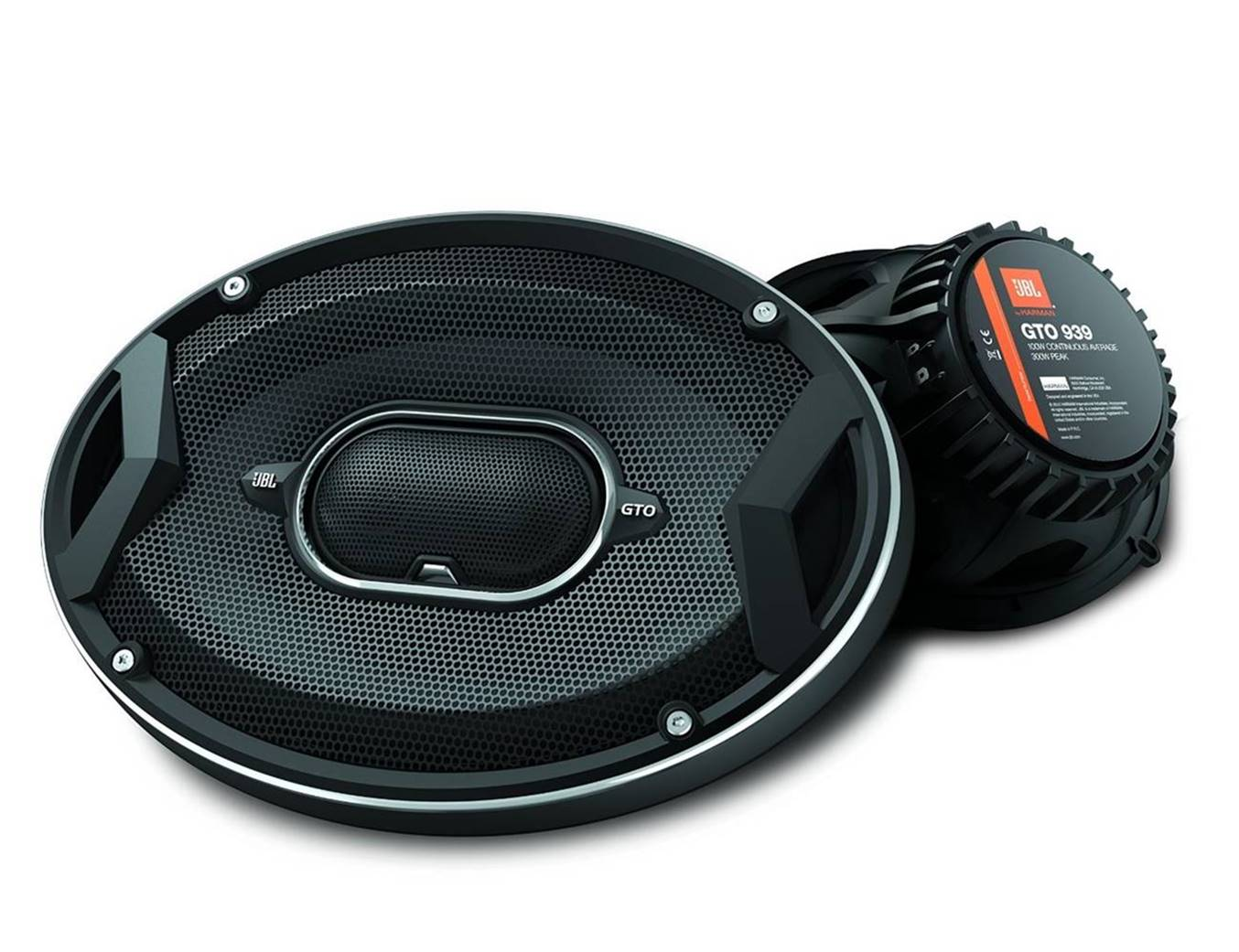 JBL GTO939 Loudest Car Speakers