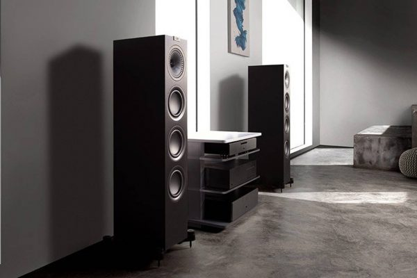 KEF Q950 Floorstanding Speaker Review