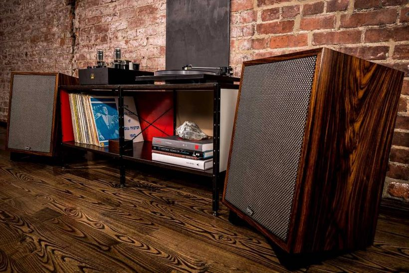 Klipsch Heresy III Heritage Series speakers review