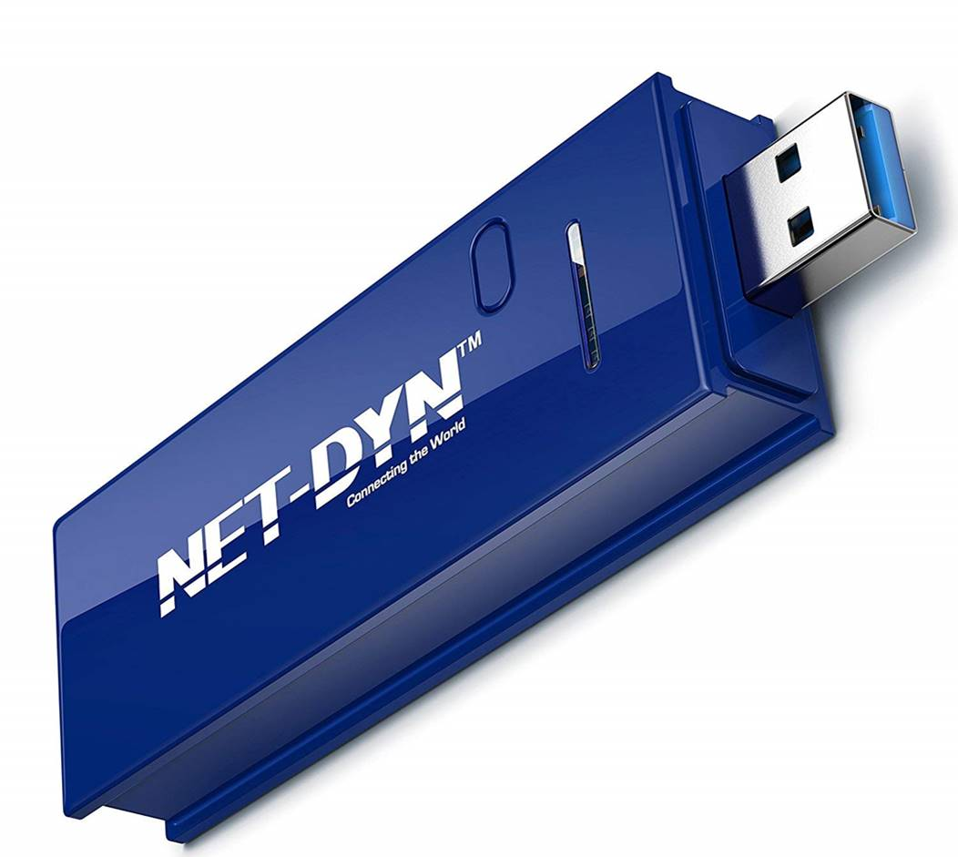 NET-DYN USB Wireless WiFi Adapter AC1200