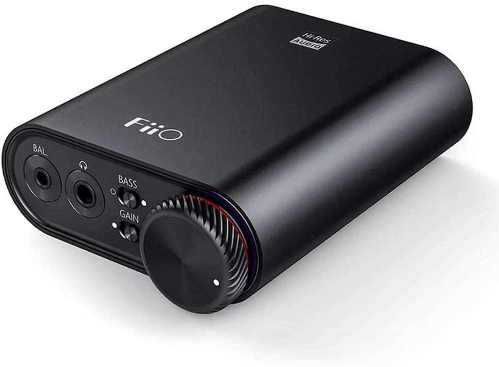 FiiO K3 Portable Headphone Amp