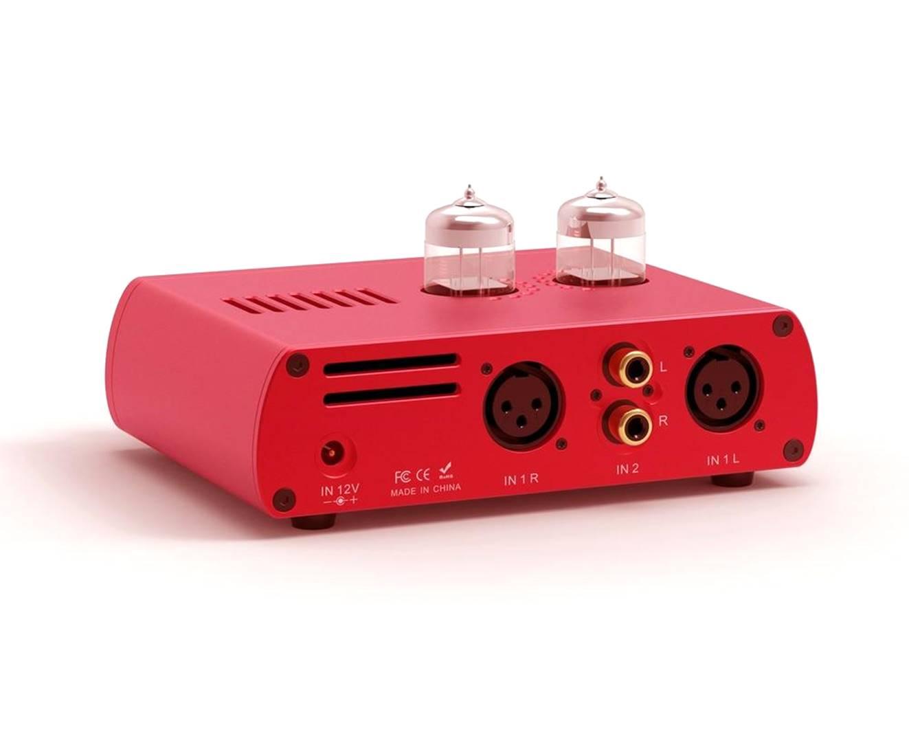 LOXJIE P20 Headphone Amp