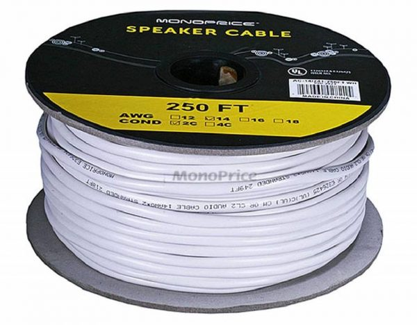 Monoprice Access Series 14 Gauge Speaker Wire