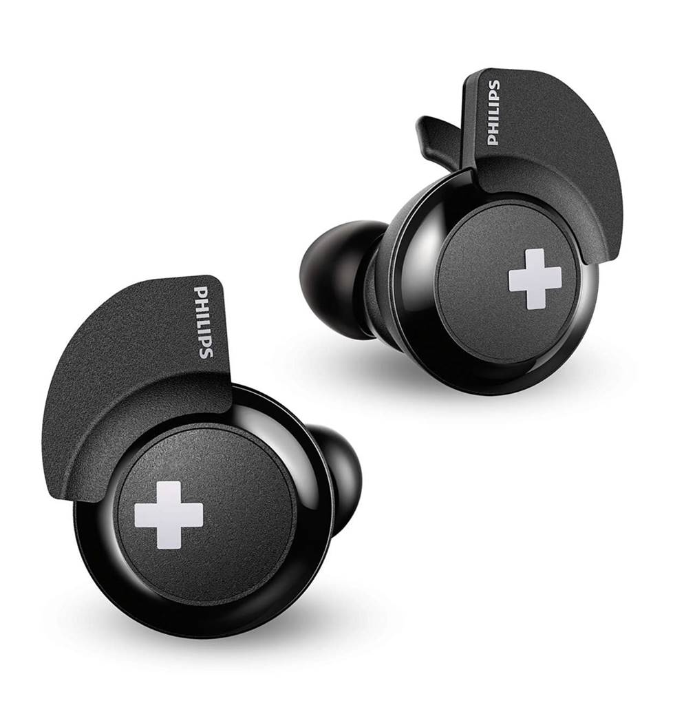 Philips Bass+ True Wireless Earbuds