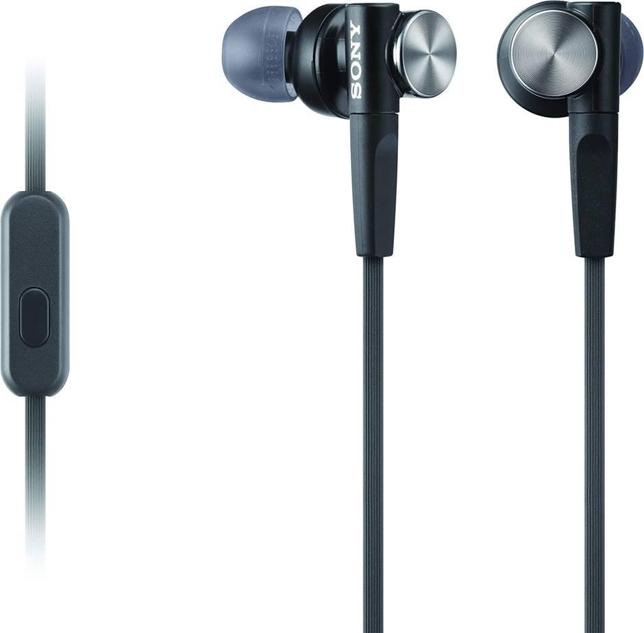 Sony MDRXB50AP Best Bass Earbuds