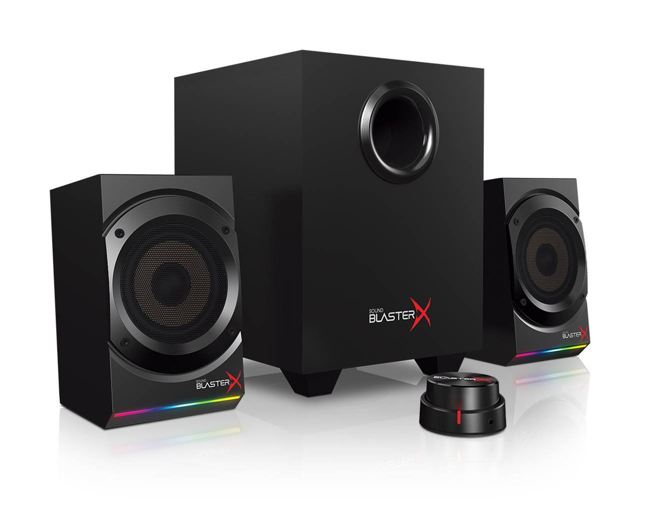 Sound BlasterX Kratos Gaming Speakers