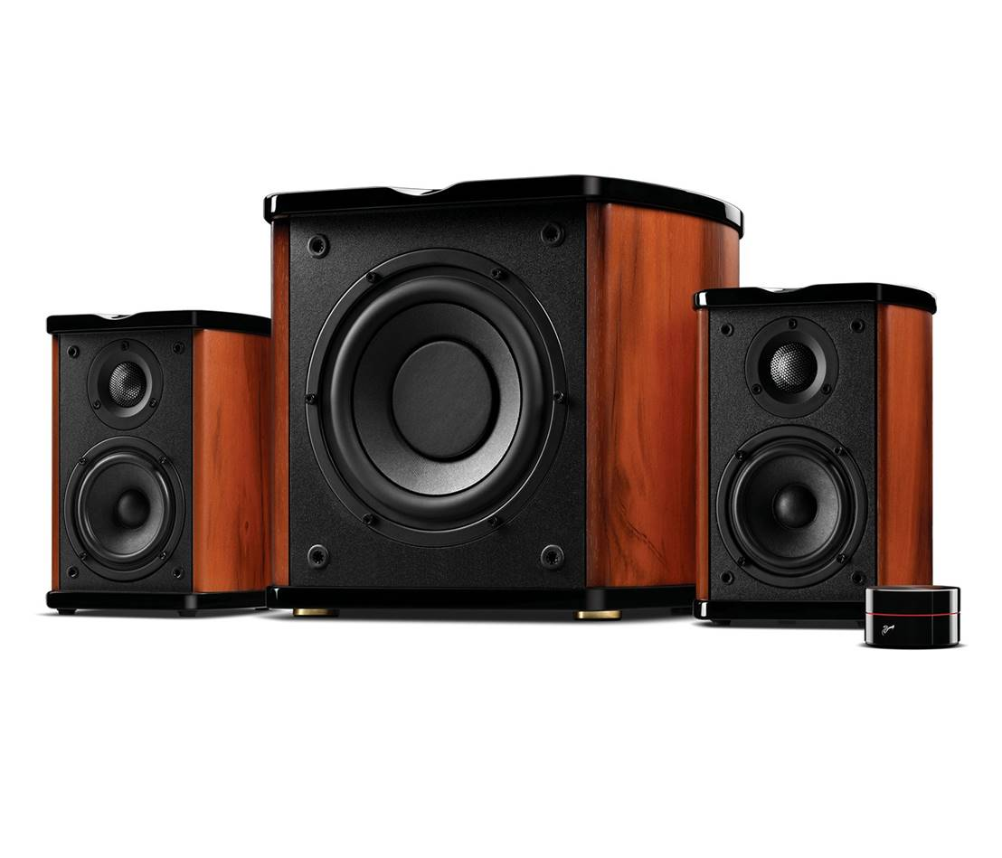 Swan Speakers M50W Gaming Speakers
