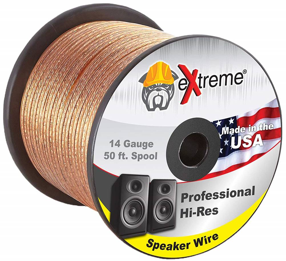 eXtreme 14 Gauge Speaker Wire