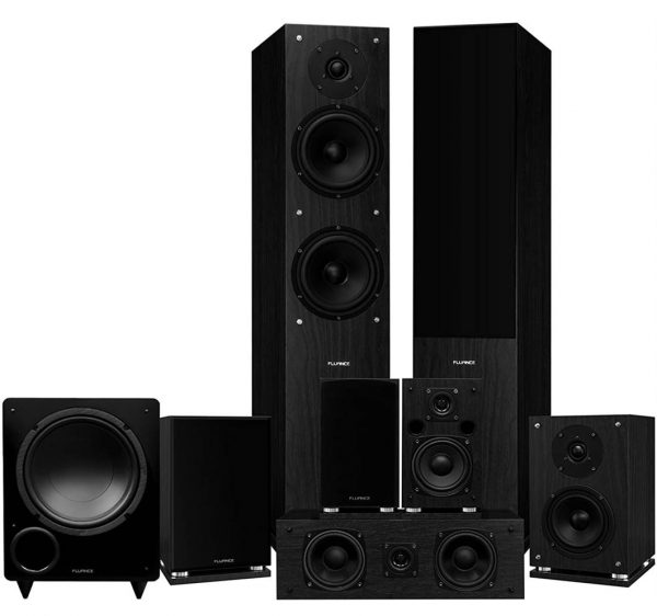 Fluance Elite Series 7.1 Home Theater System