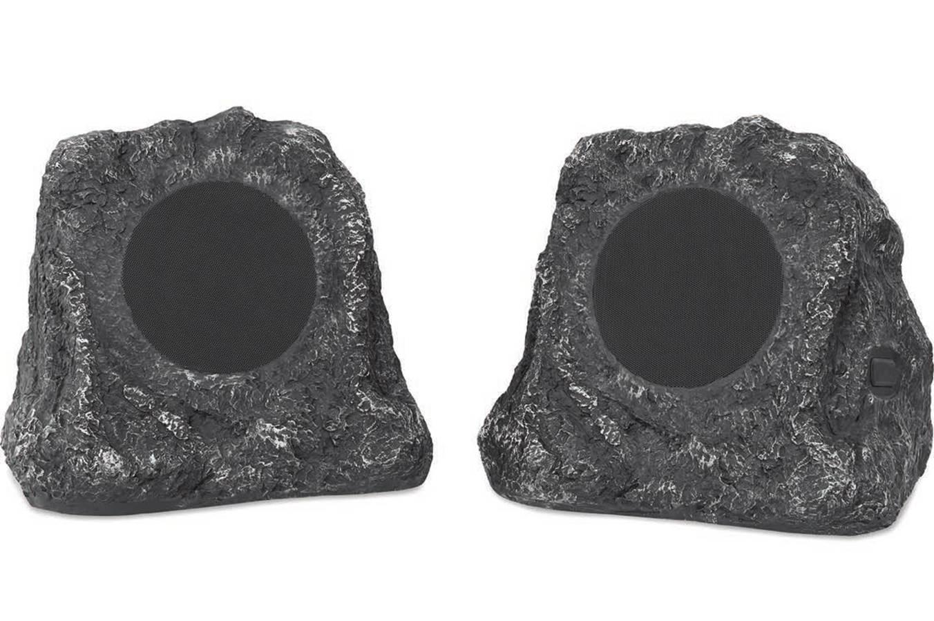 Innovative Technology 5W Solar Rock Speaker (2)