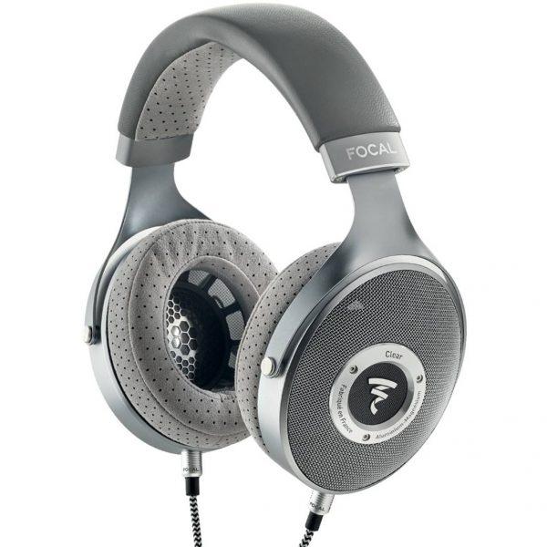 Focal Clear Over-Ear High-Fidelity Headphones